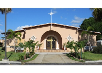 Miramar church St. Stephen Protomartyr Catholic Church