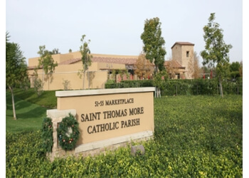 Irvine church  St Thomas More Catholic Church