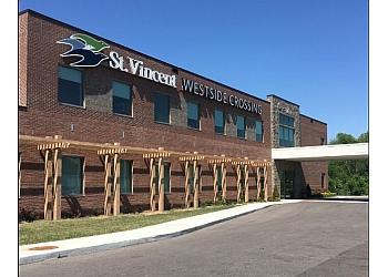 Evansville urgent care clinic St. Vincent