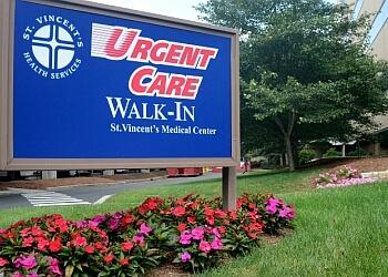 Bridgeport urgent care clinic St. Vincent's Urgent Care