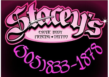 Albuquerque tattoo shop Stacey's Exotic Body Piercing and Tattoo