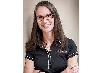 Kansas City physical therapist Stacy Oetting, MPT, CLT, CEAS