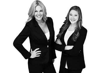 Orange real estate agent Stacy and Nicole