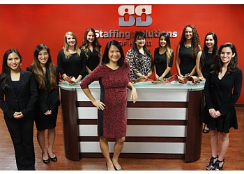 Honolulu staffing agency Staffing Solutions of Hawaii