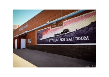 Fort Worth night club Stagecoach Ballroom