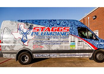 Plano plumber Staggs Plumbing LLC