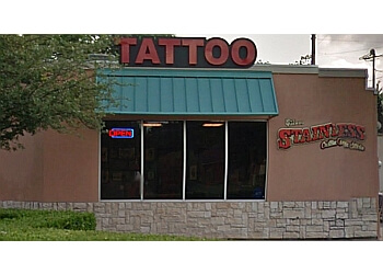 Dallas tattoo shop Stainless Studios