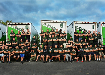 Boston moving company Stairhopper movers