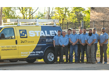 Little Rock electrician Staley Electric, Inc.