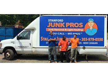 Stamford junk removal Stamford Junk Pros
