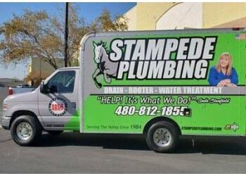 Chandler plumber Stampede Plumbing Chandler