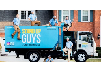 Atlanta junk removal Stand Up Guys Junk Removal