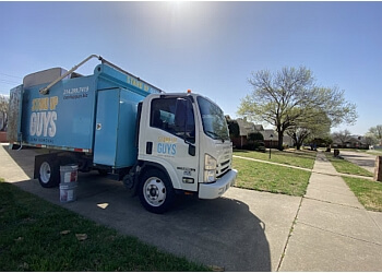 Garland junk removal Stand Up Guys Junk Removal