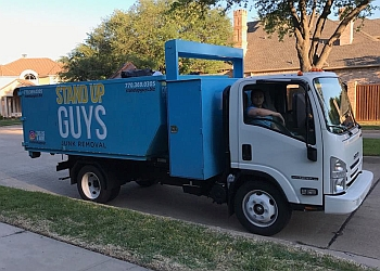 Plano junk removal Stand up Guys Junk Removal