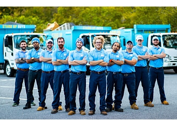 Tampa junk removal Stand Up Guys Junk Removal