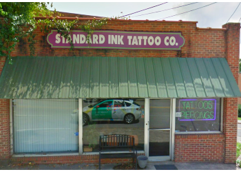 Chattanooga tattoo shop Standard Ink Tattoo Company