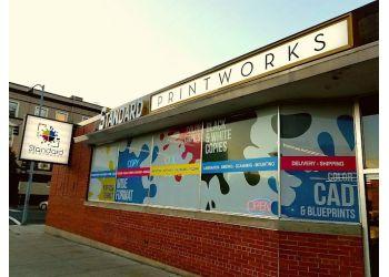 Spokane printing service Standard Printworks