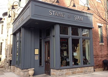 Baltimore thai restaurant Stang of Siam