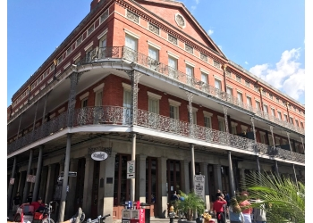 New Orleans american restaurant Stanley