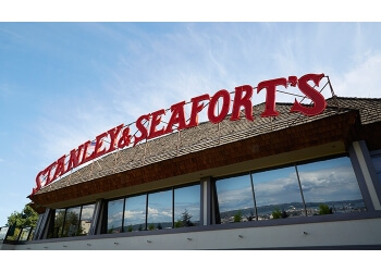 Tacoma seafood restaurant Stanley & Seafort's