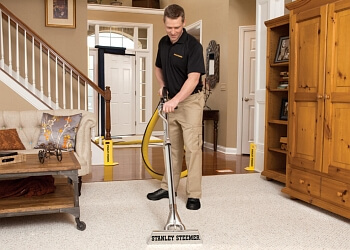 Hampton carpet cleaner Stanley Steemer