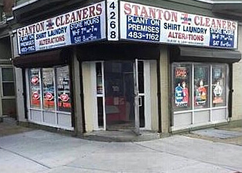 Philadelphia dry cleaner Stanton 1 Hour Cleaners