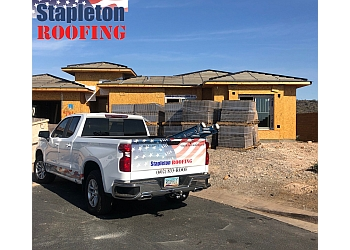Peoria roofing contractor Stapleton Roofing