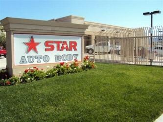 Simi Valley auto body shop Star Auto Body