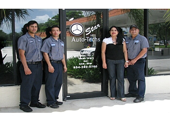 Pembroke Pines car repair shop Star Auto-Techs