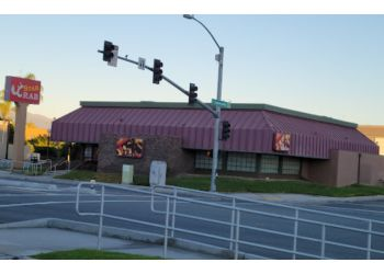 San Bernardino seafood restaurant Star Crab