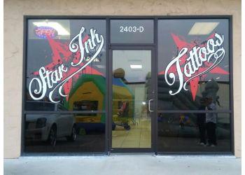 Waco tattoo shop Star Ink