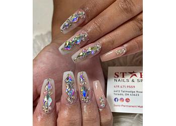 Toledo nail salon Star Nails & Spa