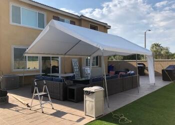 Fontana event rental company Star Party Rentals