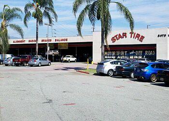 El Monte car repair shop Star Tire