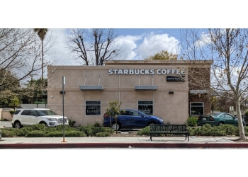 Pomona cafe Starbucks