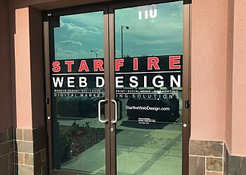 Las Vegas web designer Starfire Web Design