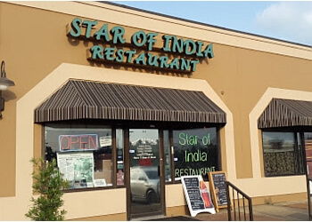 Little Rock indian restaurant Star of India Restaurant