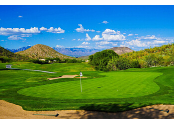 Tucson golf course Starr Pass Golf Club