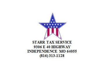Independence tax service Starr Tax Service