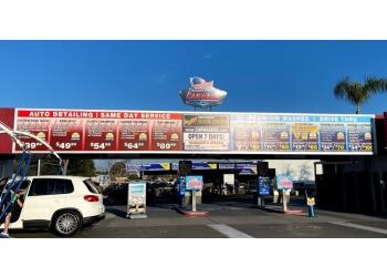 San Diego auto detailing service Stars & Stripes Car Wash