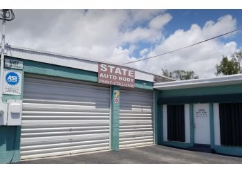 Fort Lauderdale auto body shop State Auto Body Inc.