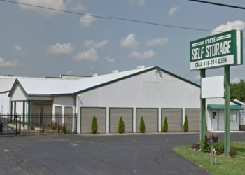 Toledo storage unit  State Self Storage