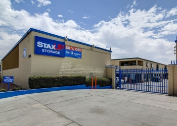 Chula Vista storage unit StaxUP Storage