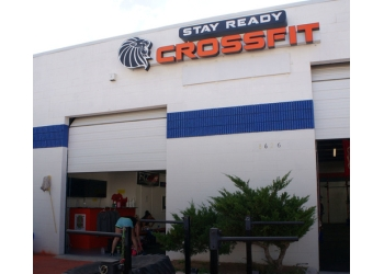 El Paso gym Stay Ready CrossFit