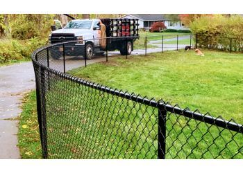 Rochester fencing contractor Steadman Fence