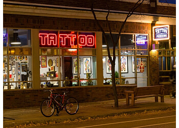 Minneapolis tattoo shop Steady Tattoo and Body Piercing