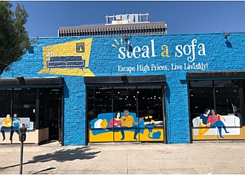 Los Angeles furniture store Steal-A-Sofa