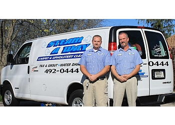Fort Wayne carpet cleaner Steam A Way Carpet Cleaning