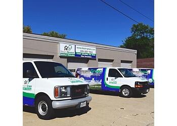 Peoria carpet cleaner Steam Green, Inc