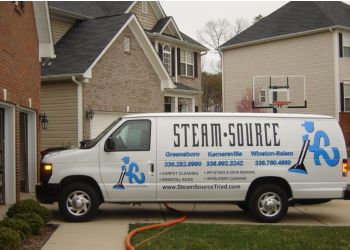Winston Salem carpet cleaner Steam Source